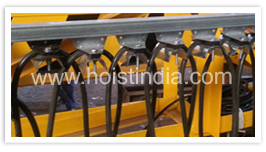 Cable Trolley / Bobbins Type DLS