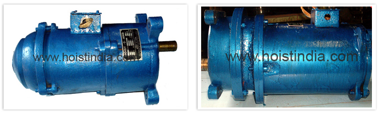 Geared Brake Motors